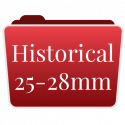 HISTORICAL 25-28mm