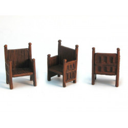 Chairs 3x