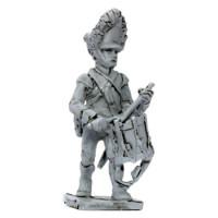 Drummer of Austrian Grenadiers, 1809-1815