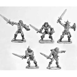Barbarian  Swordsmen