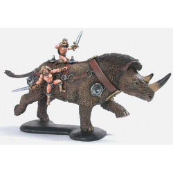 Barbarian War Rhino