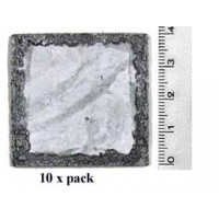 DBA bases 40 x 40 mm ( 10 per pack)