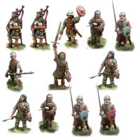 Scottish Infantry 1200 - 1320