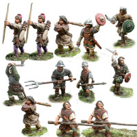 Scottish Infantry 1200 - 1320 (2)