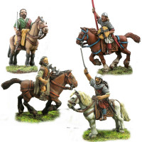 Scottish Cavalry 1200 - 1320