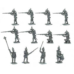 French Line Infantry 1791 - 1804 (2)