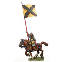 Heavy Scottish Cavalryman with lance and shield