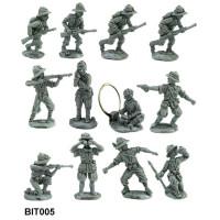Desert campaign Infantry