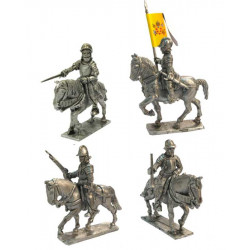 Italian Cavalry Command Group (1) 1520 - 1530