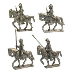 Italian Light Cavalry (cavalli leggeri) 1520-1530