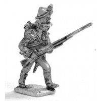 Rifleman attack march, 1813-1815