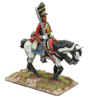 Private, Scots Greys Rgt in full dress, walking, 01