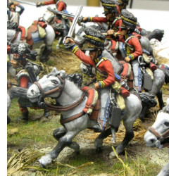Private Scots Grey  charging.01