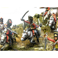 Private Scots Grey charging 03