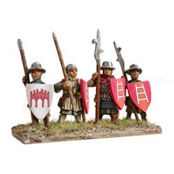 Assorted infantrymen