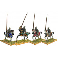 Light cavalrymen with Sallet