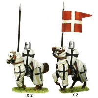 Teutonic Knights, walking,