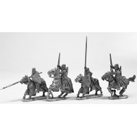 Teutonic Knights, charging