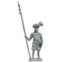 Palace infantryman
