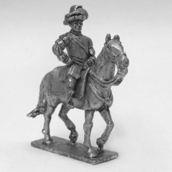 Colonel of Cavalry (mounted)