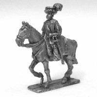 Captain of the'Vaio' Company (mounted)