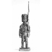 Old Guard Grenadier, with field uniform