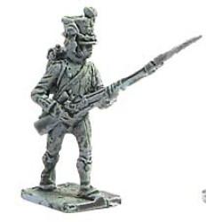 Light infantryman with Shakó,
