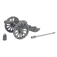 6pd.Gribeauval Cannon