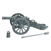 8pd.Gribeauval Cannon
