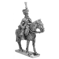 Trumpeter of Hussar in Shakó