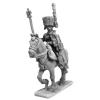 Standard bearer of Chasseurs of the Guard