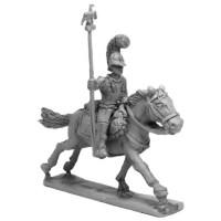 Standard bearer of Carabineers 1810 - 1812