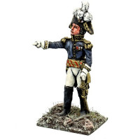 General of Division, imperial period, on foot