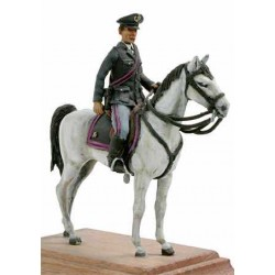 Policemen (P.S) mounted on the horse