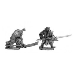 Eastern Hobgoblin Warriors with two handed weapons 1