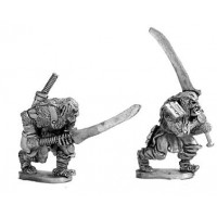 Eastern Hobgoblin Warriors with two handed weapons 3