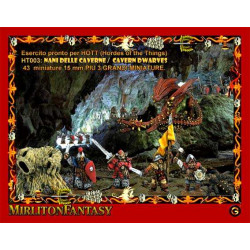 Dwarves of the Caverns