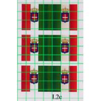 Italian flag Savoia