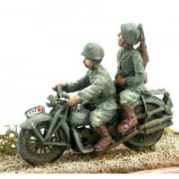 Motorcycle Moto Guzzi Alce 500
