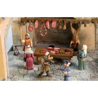 The medieval Seller of Pork