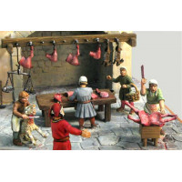 The medieval seller of mutton