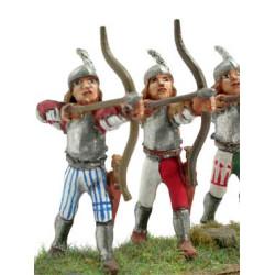 Venetian archer 1490
