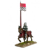 Cavalryman with complete armor and sallet(Missaglia)1460