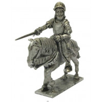 "Italian ""Cavallo leggero"" with opened sallet 1520-1530"