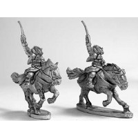 Steppe's Horse Raiders with sword