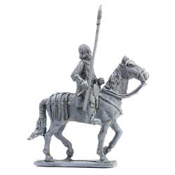 Italian Light cavalryman, circa 1350