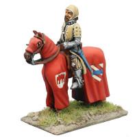 Italian knight with cap, 1289-1310