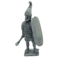 Hungarian Mercenary Infantryman, 1350