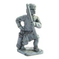 German archer 1250-1300, loading