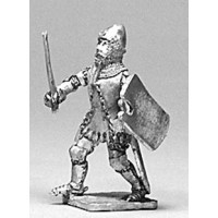Galeotto Malaspina( Dismounted Tuscan Knight, about 1360)